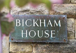 bickham-house-sign